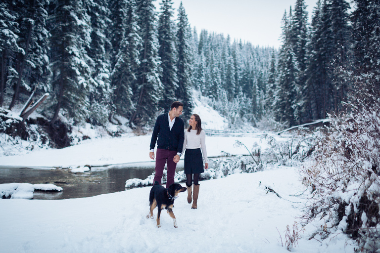 romantic winter engagement session in calgary, calgary wedding photographer, calgary wedding photographers, wedding photographer, calgary, yyc, alberta, canmore wedding photographer, banff wedding photographer, vintage wedding, vintage, film photographer