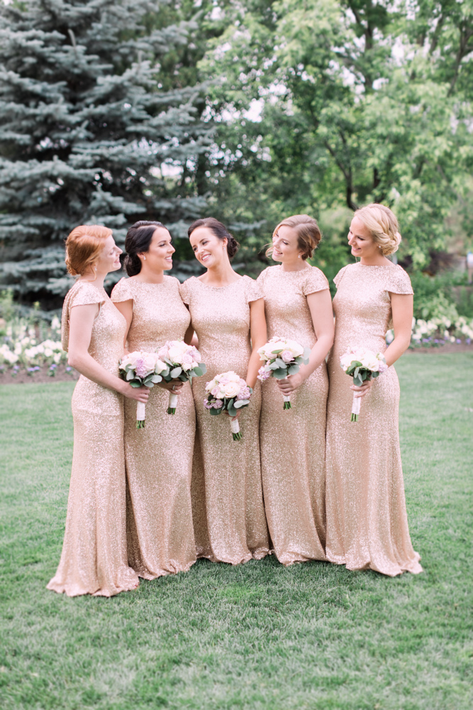 bridesmaid dress inspiration calgary wedding photographers nicole sarah photography. Black Bedroom Furniture Sets. Home Design Ideas