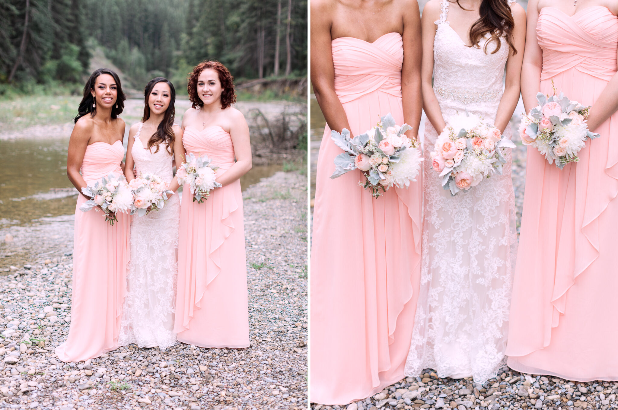 Bridesmaid dress inspiration calgary wedding photographers meadow muse pavilion wedding calgary wedding photographers calgary wedding photographer banff wedding photographers ombrellifo Images