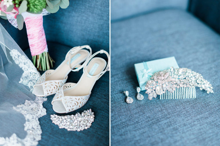 wedding shoes, flowers, details, calgary photographer