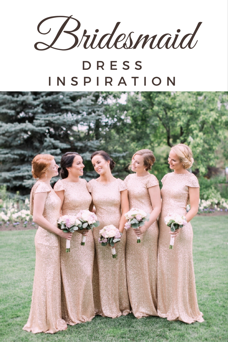 Bridesmaid dress inspiration calgary wedding photographers bridesmaid dress sorella vita pinterest blog sequin bridesmaid dresses bridesmaid dresses ombrellifo Images