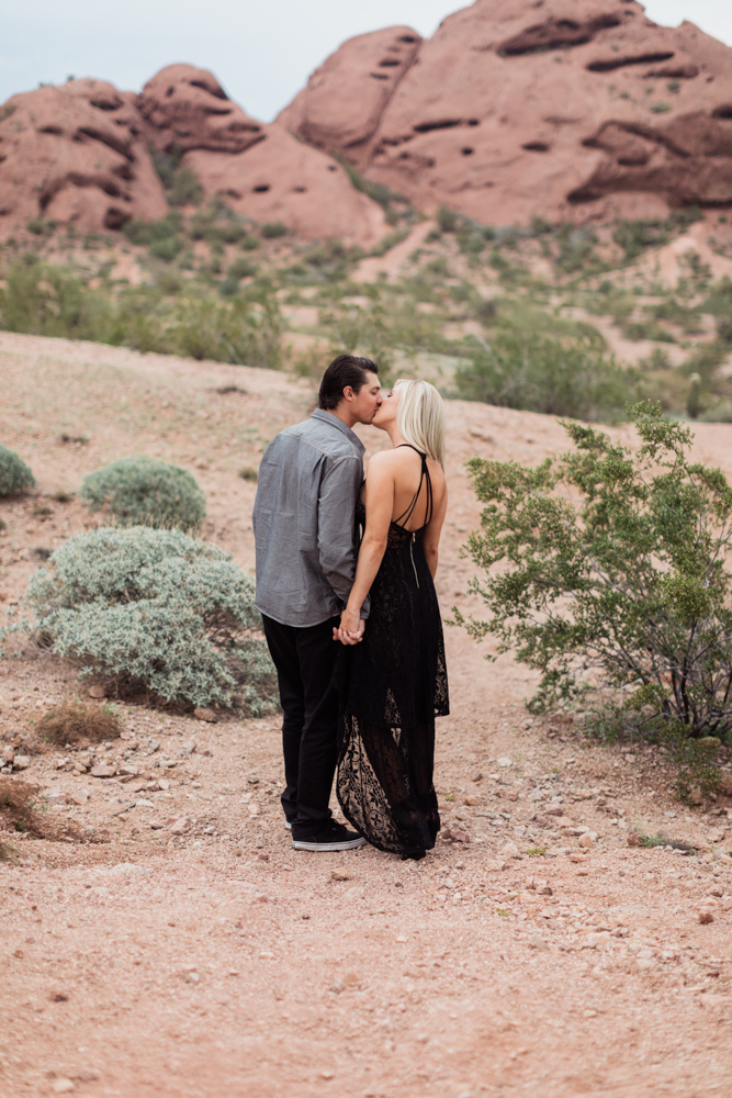 Phoenix Arizona Engagement Photographer Calgary Wedding